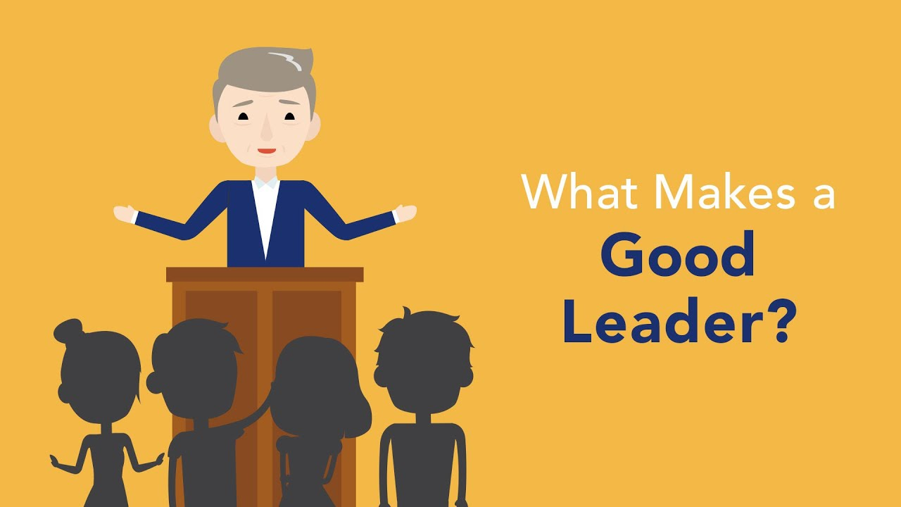 What Makes A Good Leader | Brian Tracy