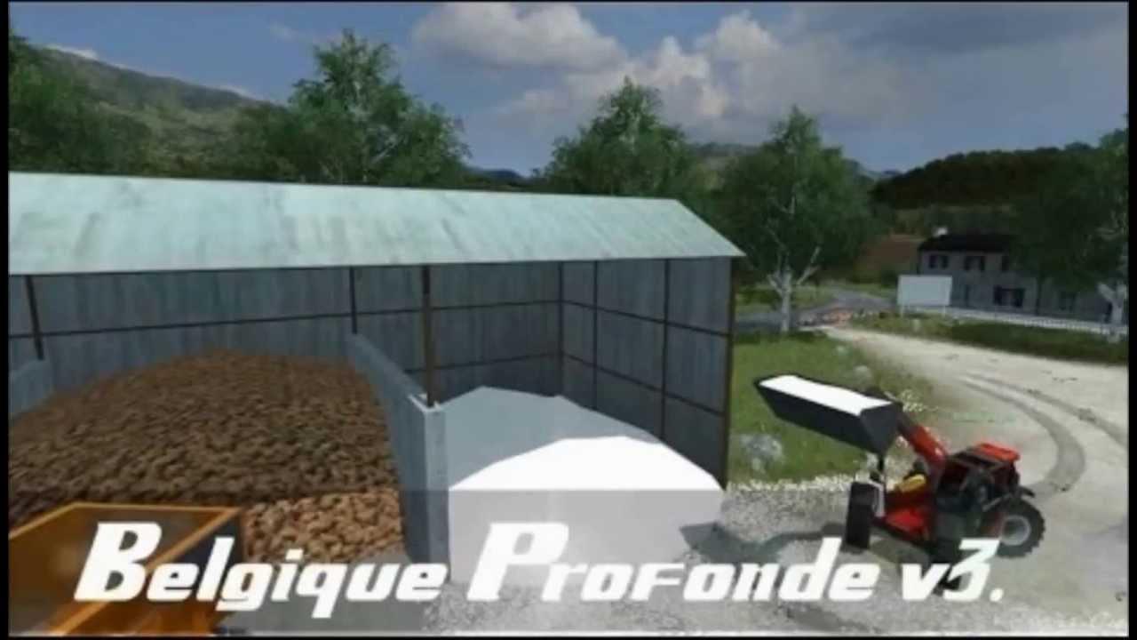 farming simulator 2013 belgique profonde v3 sort elle ou pas youtube. Black Bedroom Furniture Sets. Home Design Ideas