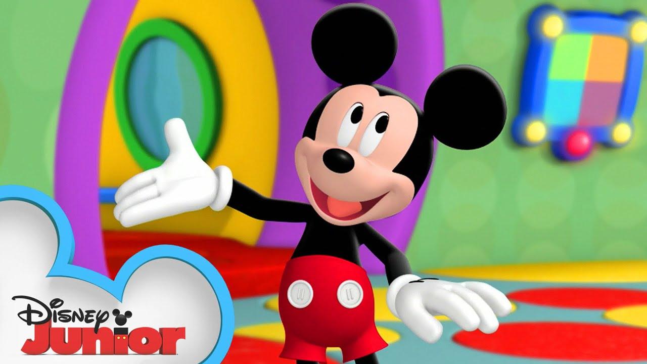 A Happy, Healthy You! | Healthy Living  | @Disney Junior