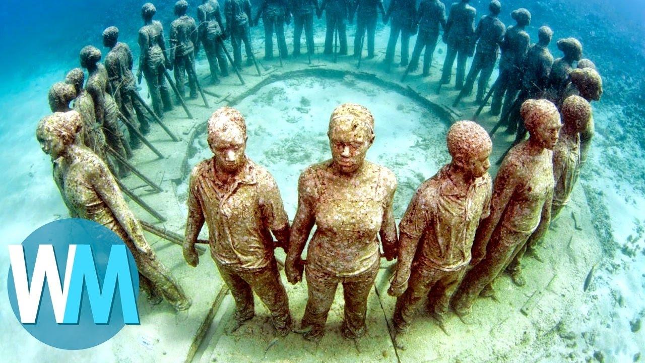 Top 10 des myst res les plus incroyables des fonds marins for Les fonds des photos