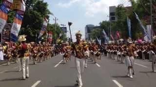 Download lagu Drumcorps AKPOL Festival Film Indonesia