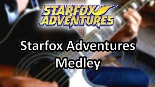 Starfox Adventures [Guitar Medley] || Metal Fortress