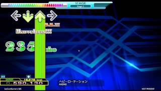 DDR 2014 PC GAMEPLAY OR STEPMANIA HEAVY ROTATION AKB48 AA