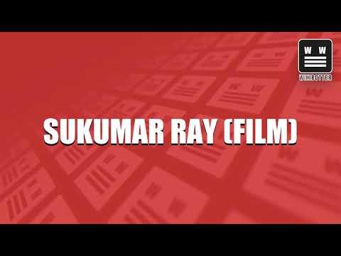 Sukumar Ray (Film)