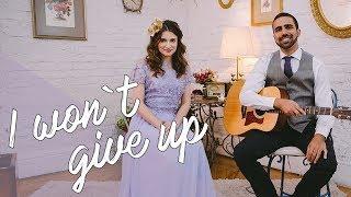 I Won't Give Up (Jason Mraz) por Lorenza Pozza