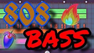 808 bass fl studio mobile