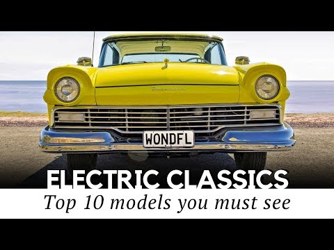 Top 10 Electric Classic Cars And New EVs With Retro Design