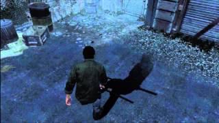 Silent Hill Downpour - Pathetic Jump