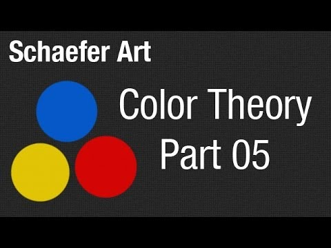 Color Theory Part 05 - Color Temperature