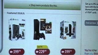 Xbox 360 slim price drop ($225) november 2011
