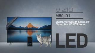 """All-New 2016 VIZIO M50-D1 SmartCast™ M-Series 50"""" Class Ultra HD HDR  // Full Specs Review  #VIZIO"""