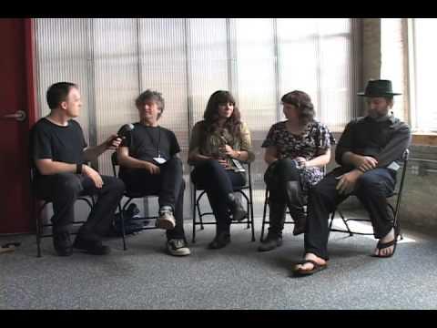 """Berkshire Soundstage"" uncut interview: Neil Finn + Pajama Club, 2011"