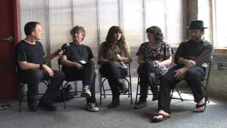 """Berkshire Soundstage"" uncut interview: Neil Finn + Pajama Club, 2011"