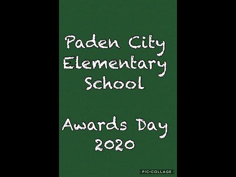 Paden City Elementary School Awards Day