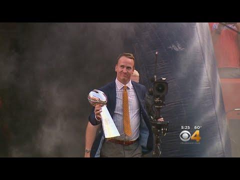 Peyton Manning Chosen For Colorado