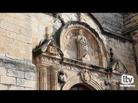 VÍDEO: La Junta da autorización para la restauración de las tres portadas de la Iglesia de San Mateo en Lucena por parte de la parroquia