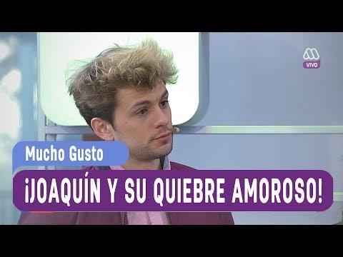 ¡Joaquín habla sobre su terminó de relación con Camila! - Presentado por Clorox - Mucho Gusto 2017