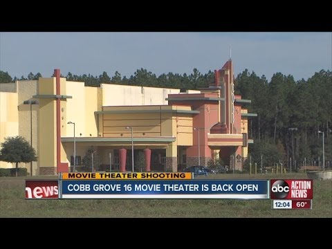 Cobb Theatres Grove 16 Movie Theater Reopened After Shooting Death