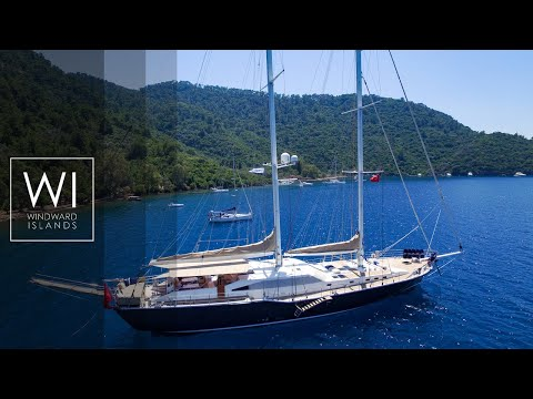 Sailing Yacht 144' UBI BENE available for charter