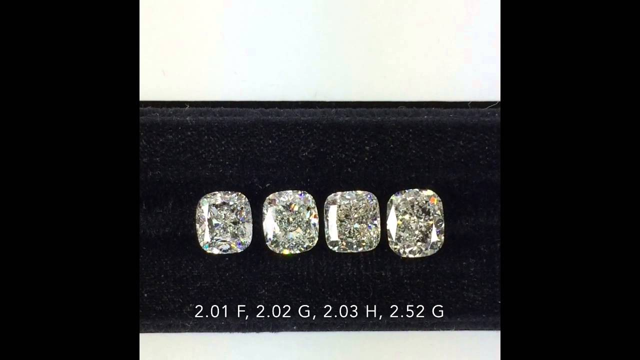 forever and moissanites supernova a comparison cushion colorless cut moissanite near ghi diamond watch