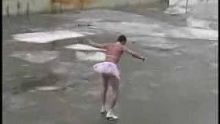 Steve- O: extreme ice skating