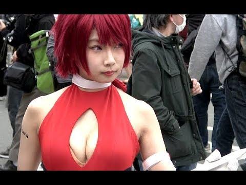 コスプレ祭り!ストリートフェス� Cosplay Live Japan !