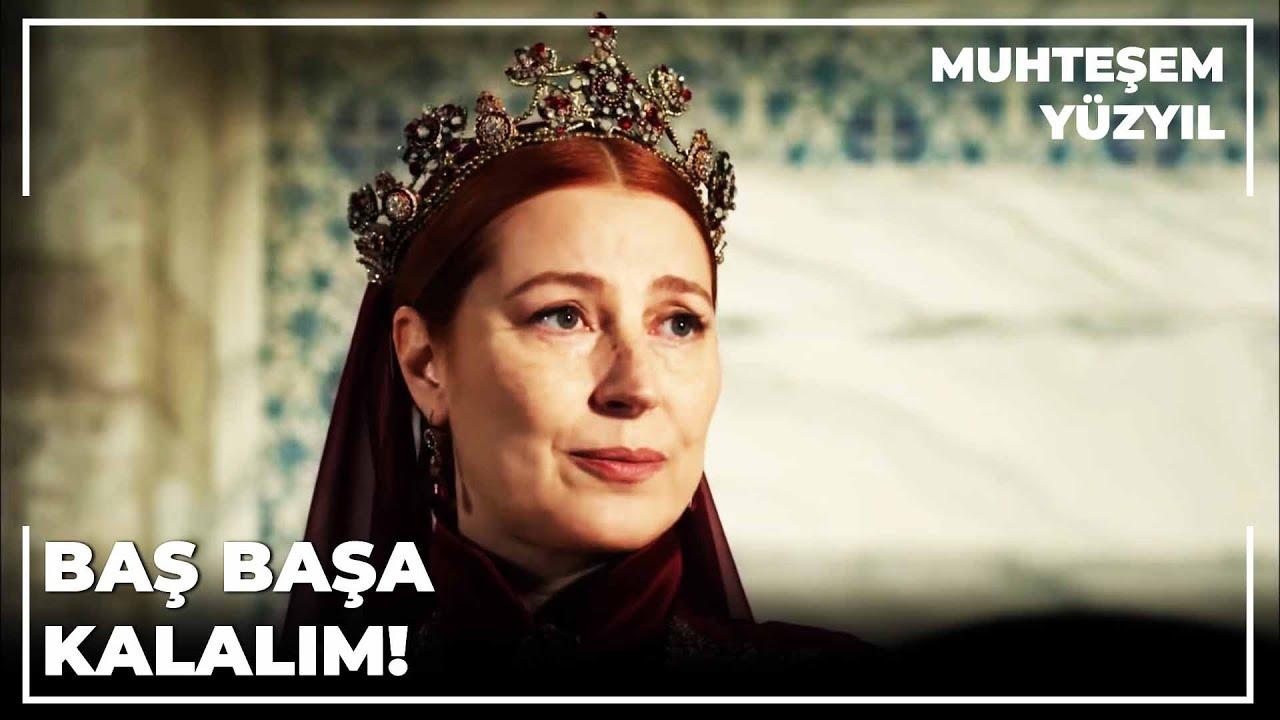 Hürrem Sultan, Sultan Süleyman'ın Derdine Derman Oldu | Muhteşem Yüzyıl