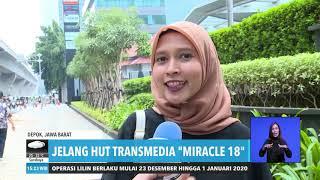 Warga Bicara Jelang Hut Transmedia Ke 18  Redaksi Sore 131219