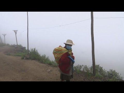 شاهد: صائدو الضباب يوفرون المياه لتلال العاصمة البيروفية ليما المهجورة…  - نشر قبل 20 ساعة