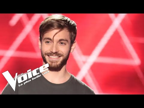 Lou Reed (Walk on the wild side)   Petit Green   The Voice France 2018   Blind Audition