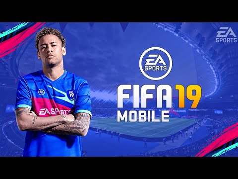 FIFA 19 Mobile Android Offline 1 3 GB New Menu Best Graphics - YouTube