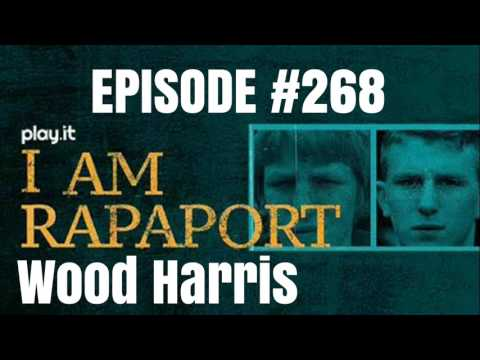 I Am Rapaport Stereo Podcast Episode 268 - Wood Harris