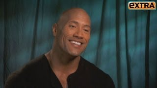 Dwayne Johnson Shares His Secret to Staying in Shape