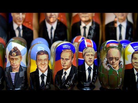 شاهد: بعد 20 عاما في السلطة بوتين حاضر بقوة في محلات بيع السلع التذكارية…  - نشر قبل 1 ساعة