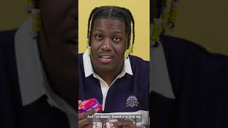 What you didn't see on Snacked with Lil Yachty