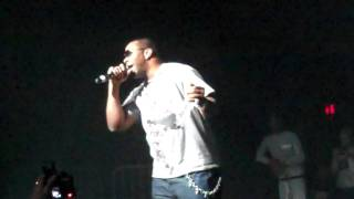 Kendrick Lamar Premiere of Rigamortis Remix with Busta Rhymes