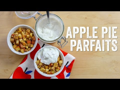 Apple Pie Parfaits Recipe : Season 5, Ep. 2 – Chef Julie Yoon
