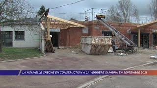Yvelines | La nouvelle crèche en construction à La Verrière ouvrira en septembre 2021