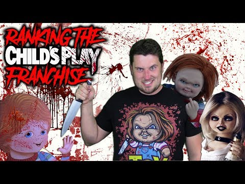 Ranking the Child's Play Franchise