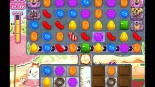 Candy Crush Saga Level 875 (No booster, 3 Stars)