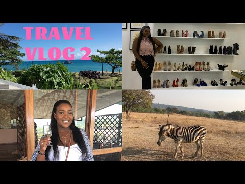 TRAVEL VLOG 2: Tanzania, Zanzibar & Zimbabwe