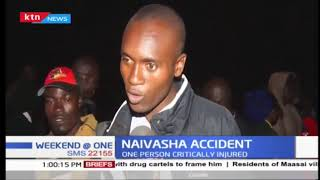 Four dead in an accident at Marura