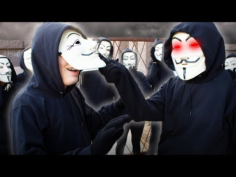 FINALLY Real Project Zorgo Hacker Face Reveal Unmasking!