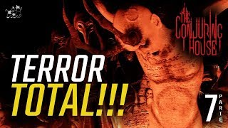 Terror Total | The Conjuring House | #7