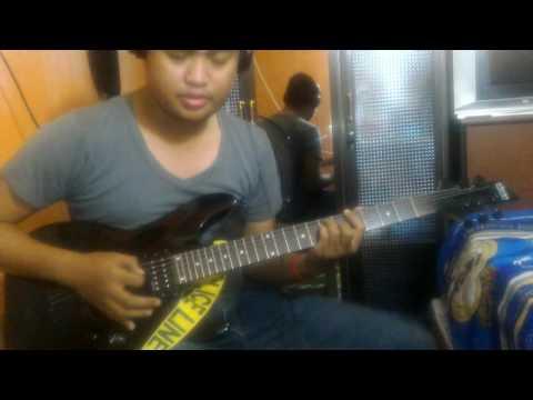 Ungu - Tak terulang (Cover Gitar)