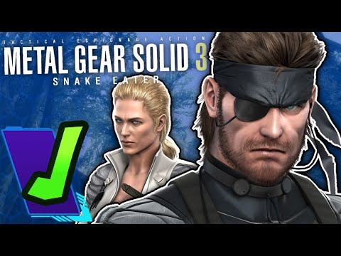Metal Gear Solid 3 Snake Eater - The Magnum Opus