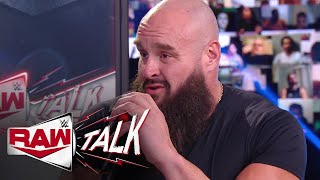 Braun Strowman makes pitch for Drew McIntyre to join Team Raw: WWE Raw Talk, Nov. 2, 2020
