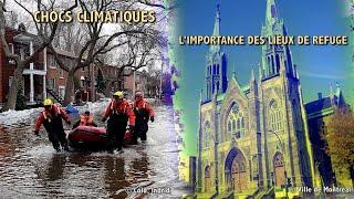 CHOCS CLIMATIQUES: l'importance des lieux de refuge