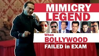 OGGY Dubbing artist - LIVE Mimicry of BOLLYWOOD Actors