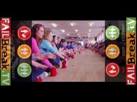 600 Leute mit einem Plastikbecher machen Musik - Echt Hammergeil